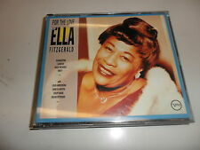 CD  Ella Fitzgerald - For the Love of Ella