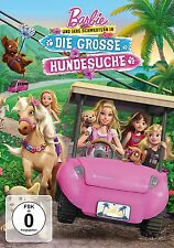 BARBIE UND IHRE SCHWESTERN: DIE GROSSE HUNDESUCHE  DVD NEU