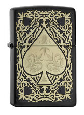ZIPPO Fancy Spade/Filigree ACE 60000984 Collection 2016