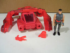 VINTAGE BATTLETECH SLOTH WITH FRANKLIN SAKAMOTO ACTION FIGURE WEAPON 1994 TYCO