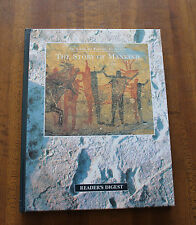 The Story of Mankind by Reader's Digest LIKE NEW Beautiful pictures hardcover