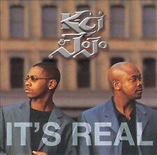 It's Real by K-Ci & JoJo (CD, Jun-1999, MCA (USA))