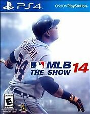MLB 14: The Show (Sony PlayStation 4, 2014) DISC IS MINT
