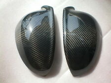 Carbon Fiber Tape-on Mirror Covers for 2006-2008 VW Golf MK5 Jetta EOS R32 GTI