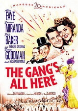 The Gangs All Here DVD