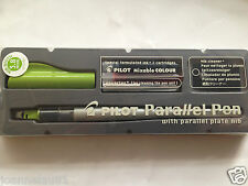 Pilot 3.8mm Parallel Pen with Parallel Pen Nib + 2 Ink Cartridges FREE POSTAGE