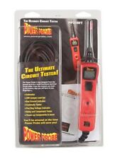 Power Probe 3CSRED  Red Voltmeter/Electrical Circuit Tester & Diagnostic Tool
