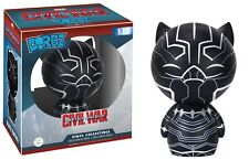 Captain America Civil War Black Panther Dorbz Funko Vinyl Collectible Figure 109