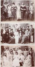 11 Bristol Theatre Actress Shakespeare RP old pcs Frank Holmes Clifton 1908