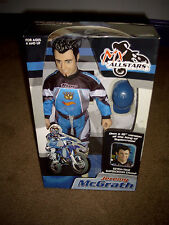 "NEW MX ALLSTARS COLLECTABLE JEREMY MCGRATH THOR YAMAHA 16""TOY ACTION FIGURE DOLL"