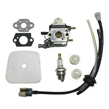 C1U-K54A Carburetor &Fuel Kit for Mantis Tiller Cultivator 7222E SV-4B 1E Engine