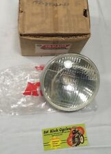 NOS YAMAHA 198-84320-60-00 LENS ASSEMBLY HEADLIGHT YG5T L5T YL2 Koito 12V