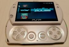 Sony PSP go 16 GB Pearl white Handheld System fully tested