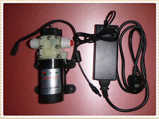 DC 12V Micro Diaphragm Water Pump,45W,Electric power 5A,Use in Glassware