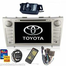 "8"" Toyota Camry 2007-2011 GPS Navigation Car Radio Stereo DVD Player+Camera BEST"