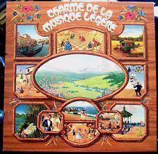 Charme de la Musique Legere  12 lps  Polydor