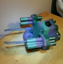 Vintage GI Joe Sgt. Slaughter's Marauders Equalizer TOP TURRET Vehicle 1989
