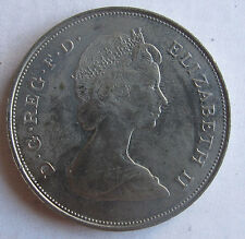 1981 Elizabeth II Crown Prince of Wales and Lady Diana Spencer Wedding Coin