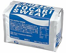 Otsuka Pocari Sweat Ion Supply Drink (Powder740g) Makes 10L from Japan