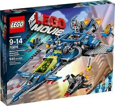 LEGO Movie 70816 Benny's Spaceship NEW MISB