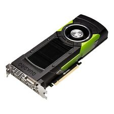 NEW PNY NVIDIA Quadro M6000 24GB DDR5 PCI-E Video Card Graphic CUDA Cores DVI DP
