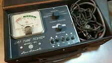 SICO Tube Tester Model 83 Radio Vacuum Tube Tester