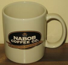 Nabob Coffee Company Mug Cup We Get Better Beans Bilingual English & French