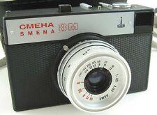 *PERFECT Con.* 1978! Smena-8m Russian USSR LOMOGRAPHY LOMO Compact 35mm Camera