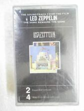 LED ZEPPELIN SONG REMAIN RARE 2 CASSETTE INDIA FEB 1998