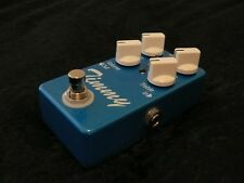 NEW Paul Cochrane Timmy Overdrive Pedal - Custom Blue Sparkle Finish!