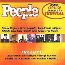 PEOPLE EN ESPANOL LO MAS CALIENTE E LA MUSICA TROPICAL    BRAND NEW SEALED  CD