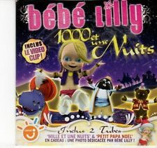 (DN921) Bebe Lilly, 1000 et une Nuits - 2007 sealed CD
