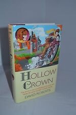 Hollow Crown by David Roberts UK 1st/1st 2002 Constable Hardcover