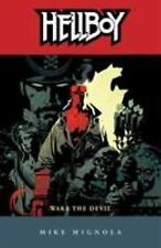 Hellboy, Vol. 2: Wake the Devil Mignola, Mike Books-Good Condition