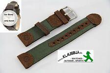 Timex Ersatzarmband T49101 Expedition Camper, Nylon grün - alle Campermodelle