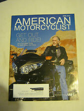 April 2012 American Motorcyclist Magazine, Get Out And Ride! (BD-13)