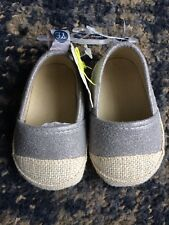 Baby Girl 3-6 Months Slip On Shoe First Steps