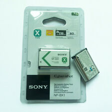 NP-BX1 Battery For Sony HDR-AS15 AS10 HX300 WX300 RX100 RX1 Camera 1240mAh 3.6V