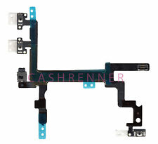 Ein An Aus Flex Lautstärke Mikro Schalter Power Volume Button Key Apple iPhone 5