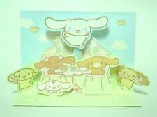 Sanrio Cinnamoroll Pop-up All Purpose Greeting Card - FOR YOU - #9678006