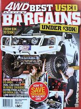 Australian 4WD Action Magazine - Best Used Bargains Under $30K