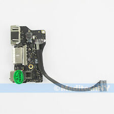 "OEM DC Power Jack I/O Board for MacBook Air 13"" A1466 2013 2014 MD760 820-3455-A"