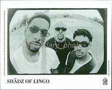 Shadz of Lingo   EMI Original Music Press Photo