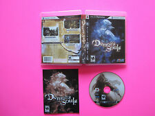 Demon's Souls Sony PlayStation 3 PS3 *COMPLETE* CIB  ATLUS