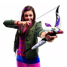 NERF REBELLE HEARTBREAKER BOW SHOOTS DARTS 75FT VARIOUS DESIGNS GREAT GIRLS FUN