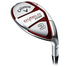 New LH Womens Callaway Diablo Edge 24* 4 Hybrid 4H Ladies Graphite Left Handed