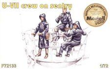 CMK 1:72  U-Boat Type VIIc crew on sentry duty figures resin