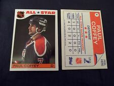 1985-86/89-90 Topps/OPC O-Pee-Chee Insert Player Stickers(you choose 1 for 0.99)