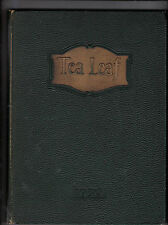 1930 East Rutherford High School Yearbook Tea Leaf, East Rutherford, New Jersey