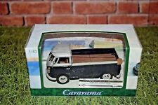 VW T1 PICK UP 1:43 CARARAMA NIB Blue & White